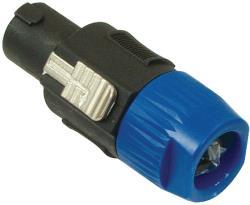 Valueline SPK-4 4p luidspreker plug