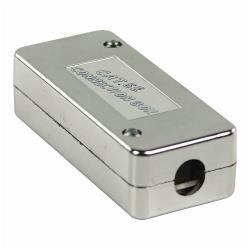 Nedis CCGP89801ME Netwerkkabel-Aansluitbox   Voor U/FTP-Netwerkkabels - Metaal