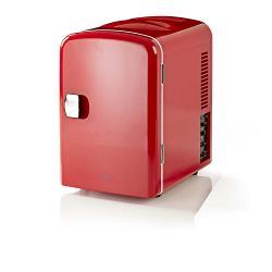 Nedis KAFR110CRD Draagbare minikoelkast | 4 liter | 12 / 230 V