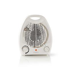 Nedis HTFA10CWT Ventilatorkachel | 2000 W | Thermostaat