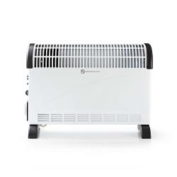 Nedis CCCH300EWH Convectieverwarming | 750/1250/2000 W | Turbo & timer | Wit