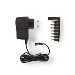 Nedis ACPA011 Universele AC-voedingsadapter | 5 VDC | 2,5 A USB
