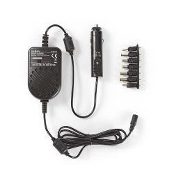 Nedis ACPA010 Universele AC-voedingsadapter | 1,5/3/4,5/5/6/9/12 V DC | 3,0 A