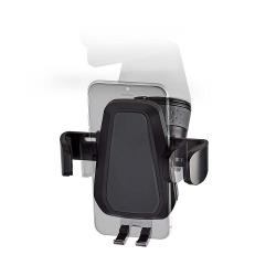 Nedis CCHAQ10W3BK Draadloze Autolader | 1,0 A | 10 W | Met Automatische Sluitfunctie | Zwart