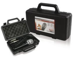 König KN-MIC50C Dynamische microfoon met koffer