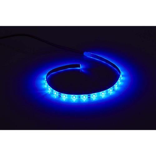 Nedis GCLD05BU Led-lichtstrip voor gaming   Blauw   50 cm   Gevoed over SATA   Desktop-PC