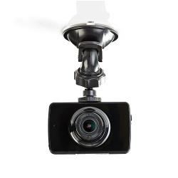 "Nedis DCAM30BK Dashcam | Full-HD 1080p bij 30 fps | 2.4"" | 140° zichthoek | Time-lapse"