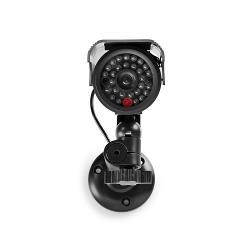 Nedis DUMCBS10BK Bullet Dummy Camera IP44 Zwart
