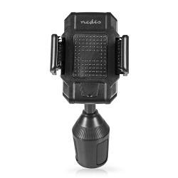 Nedis SCMT200BK Smartphone-Houder voor de Auto | Universeel | 360° Draaibaar