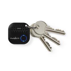 Nedis TRCKBT30BK Bluetooth®-Tracker | Werkt tot 50,0 m | Met Bewegingsdetectie | Zwart