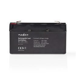 Nedis BALA12006V Oplaadbare Loodzuuraccu 6V | 1200 mAh | 97 x 24 x 52 mm