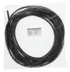 Fixapart SWB KS-10BLACK Spiraalband 8-60 mm zwart