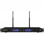IMG Stage Line TXS-626 2-kanaals Microfoon ontvanger