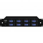 IMG Stage Line TXS-686 8-kanaals draadloze microfoon ontvanger