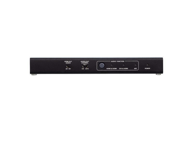 Aten VC881-AT-G HDMI-Converter 1x HDMI / 1x DVI-I / 1x 3.5mm - 1x HDMI / 2x RCA / 1x Coax Audio / 1x Optische S/PDIF
