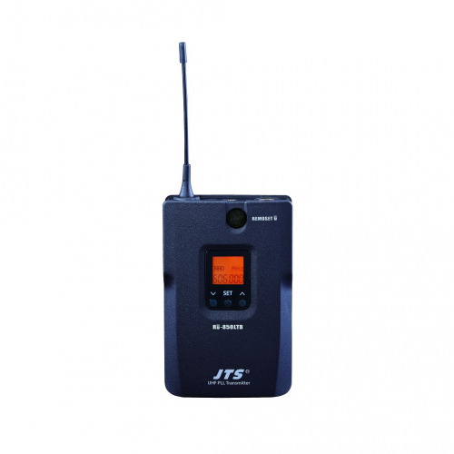 TXS RU-850LTB Draadloze beltpack/dasspeld microfoon