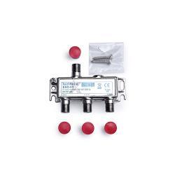 Technetix 19012116 CATV-Splitter / 5-1218 MHz - 3 Uitgangen