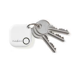 Nedis TRCKBT10WT Tracker | Bluetooth | Werkt tot 50 m
