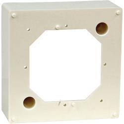 Macab 3211187 Antenne Wandcontactdoos Opbouwrand Wit