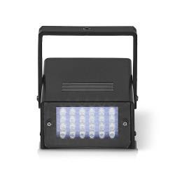 Nedis FUDI311BK LED-stroboscooplamp | 24 LED