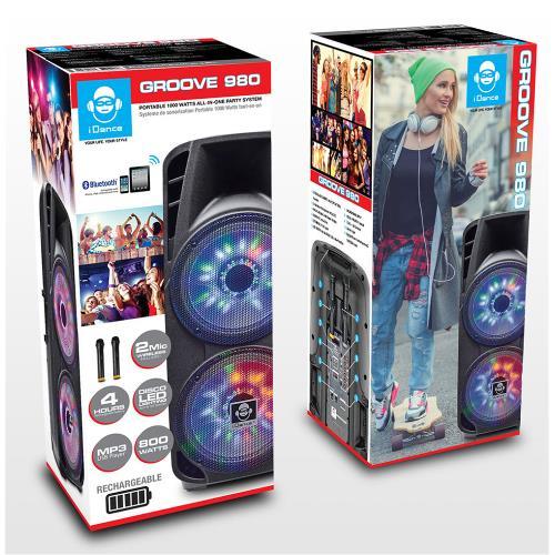 Idance speakers Groove 980 Idance speakers groove 980 (4)