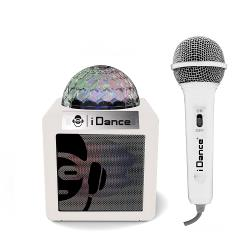 Idance speakers Cubesing 100 white Idance speakers cubesing 100 white (1)