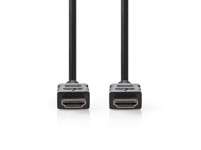Nedis CVGT34020BK300 High Speed HDMIT-kabel met Ethernet | HDMIT-connector - HDMIT-connector | 30 m | Zwart