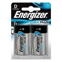 Energizer 53542335800 Alkaline Batterij D 1.5 V 2-Blister