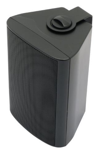 Visaton 50312 Installatie luidspreker 100 V 8 ohm zwart