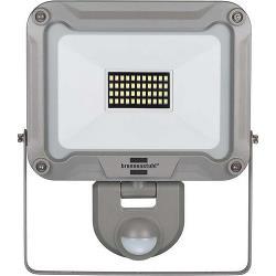 Brennenstuhl 1171250332 LED Floodlight met Sensor 30 W 2930 lm Grijs