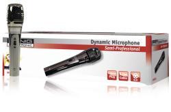 König KN-MIC40 Uni-directionele dynamische microfoon metaal zwart