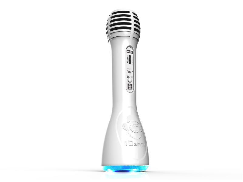 Idance speakers Party mic pm-6 white Idance speakers party mic pm-6 white (1)