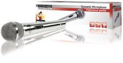 König KN-MIC45 Dynamische microfoon metaal zilver