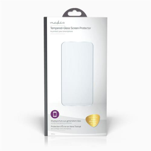 Nedis SGP20003TP Glass Screen Protector voor Apple iPhone 5 / 5s / SE | Transparant
