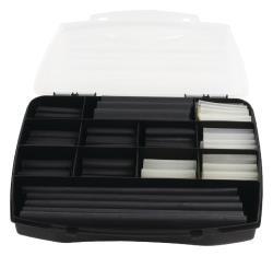 Fixapart KKL BOX Assortiment krimpkous met lijm 235 stuks