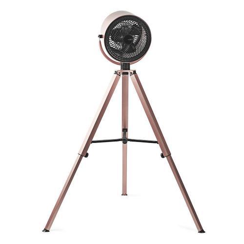 Nedis  Ventilator op Driepoot | Diameter 25 cm | 3 snelheden | Roze