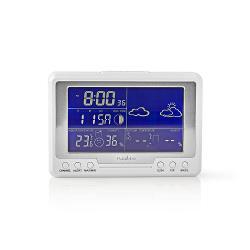 Nedis WEST203WT Weerstation | Hygrometer | Datum/tijd | Buiten-Unit