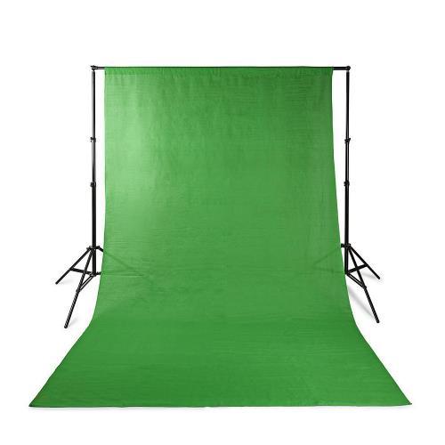 Nedis BDKT10GN Backdropset voor Fotostudio   2,00 m