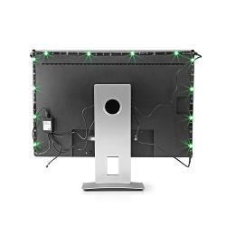 Nedis TVML100RGB Sfeerlicht-LED-strips voor TV | RGB | vermindert oogvermoeidheid | dimbaar | USB