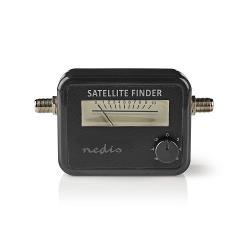 Nedis SFIND100BK Satellietmeter die de signaalsterkte meet
