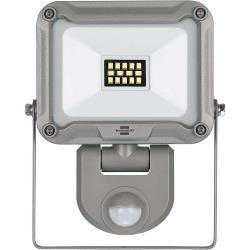 Brennenstuhl 1171250132 LED Floodlight met Sensor 10 W 900 lm Grijs