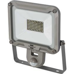 Brennenstuhl 1171250532 LED Floodlight met Sensor 50 W 4770 lm Zilver