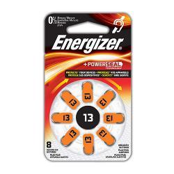 Energizer 53542572700 Zinc-Air Batterij PR48 1.4 V 8-Blister