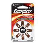 Energizer 53542574100 Zinc-Air Batterij PR41 1.4 V 8-Blister