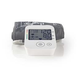 Nedis BLPR120WT Pols Bloeddrukmeter | LCD | Tijd & Datum | Opslag voor 60 Metingen