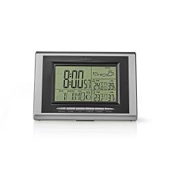 Nedis WEST202GY Weerstation | Hygrometer | Datum/tijd | Buiten-Unit