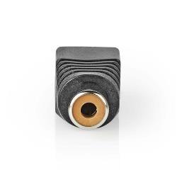 Nedis CCTVCF40BK5 Nedis CCTV-Beveiligingsconnector | 5x | 2-aderig naar RCA Female