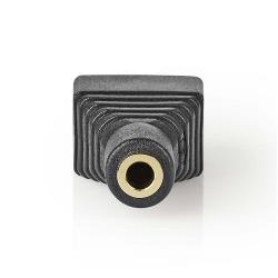 Nedis CCTVCF50BK5 Nedis CCTV-Beveiligingsconnector | 5x | 3-aderig naar 3,5 mm Female