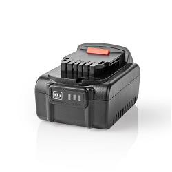 P4AHDW20V01 Powertool-Accu Li-Ion 20 V 4 Ah 80 Wh Vervanging voor Dewalt