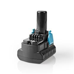 P4AHHI10V801 Powertool-Accu Li-Ion 10,8 V 4 Ah 43,2 Wh Vervanging voor Hitachi